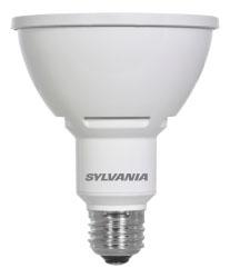 LED12.5PAR30LN/HD/DIM/935/FL40/7956 9 SYLVANIA LED PAR30LN, 12.5W, DIMMABLE, 91CRI, 1050 LUMEN, 3500K, 25000 LIFE