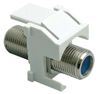 WP3481-WH P&S STANDARD F-CONNECTOR WH (M20) 80442802477