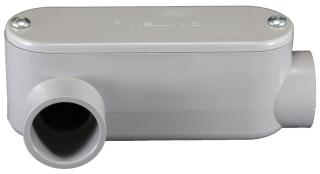 5133654 CANTEX E985H PVC LR FTG 1-1/2