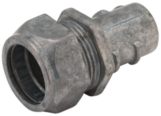 1483 RACO COUPLING COMB FLEX - EMT 3/4 IN ZINC
