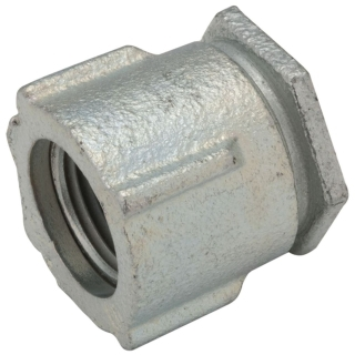 1506 RACO RGD/IMC COUPLING 1-1/2 IN 3PC MALL IRON