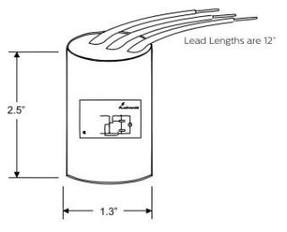 LI551H4IC ADV LAMP IGNITOR