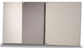 BP3024CS STA CARBON STEEL JIC BACK PANEL FOR 30X24 ENCL.