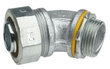 LTB5045 C-HINDS 1/2 LT 45 DEGREE CONN INSULATED