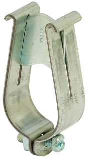 B2074ZN(11/4) B-LINE PARALLEL PIPE CLAMP, 1 1/4-IN., ZINC PLATED 78101162243