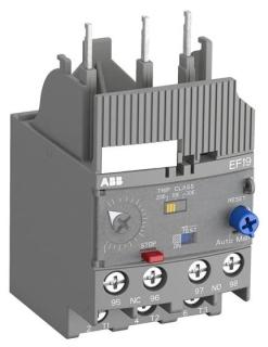 EF19-2.7 ABB ELEC O/L .80-2.7A, CLASS 10, 20, 30