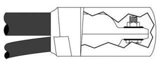5303 3M MOTOR LEAD SPLICING KIT (3 SPLICES/KIT) 05400712265