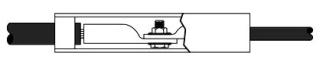 5318 3M MOTOR LEAD SPLICING KIT (3 SPLICES/KIT) 05400708315