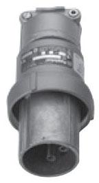 ACP3034BC APP 3W-4P 30A NEMA 3R/4X PIN/SLEEVE PLUG