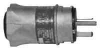 ECP1523 APP 2W-3P 15A/125V EXP/PROOF PLUG