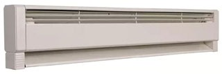 HBB1258 BER ELECTRIC/HYDRONIC LIQUID-FILLED BASEBOARD HEATER - HBB SERIES 68536003569
