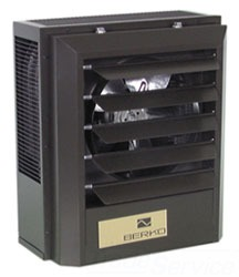 HUHAA1024 BER 208/240V 7.5/10.0KW COMMERCIAL UNIT HEATHER- HUHAA SERIES