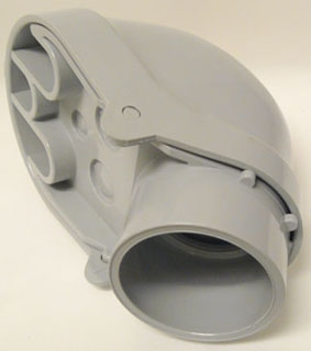 5133742 CANTEX E998G PVC SE CAP 1-1/4