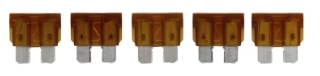 ATC-30 BUS FUSE; 30A AUTOMOTIVE FAST ACTING; 19.1x19.3x5.25mm PLASTIC-GREEN BLADE; 32VDC