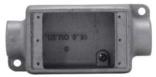 FSC1-SA CRS-H ALUM FS-DEV BOX