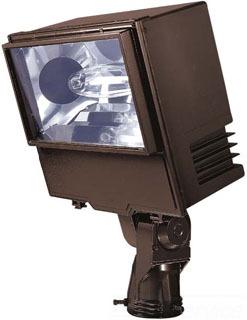 XP25 LUMARK 250W PSMH MULTI-TAP SLIPFITTER W/LAMP BRONZE 62396175147