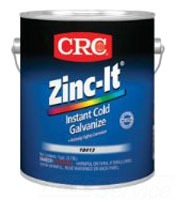 18413 CRC ZINC-IT INSTANT COLD GALVANIZECORROSION INHIBITOR COATINGS 07825418413
