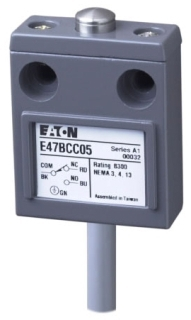 E47BCC05 CH COMPACT LIMIT SWITCH, PIN PLUNGER