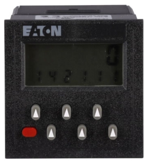 E5-148-C1400 DUR 1 Preset Count Control, Battery Power 48x48mm