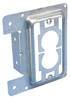 MP1S CDY 1 GANG PLATE MOUNTING BRACKET FOR NEW WORK