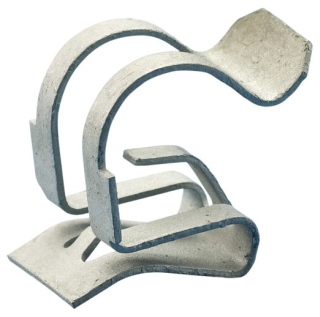 449 CDY STL STUD CLAMP FOR 14/3 MC AND AC .433-.535