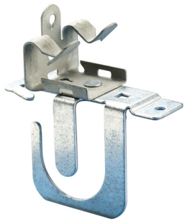 MCS5024 ERICO BRACKET,SUPPORT,CABLE MC/AC #12/14 1/8TO1/4 FLANGE 78285646991 25/BOX