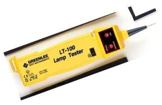 LT-100 GRE TESTER-LAMP