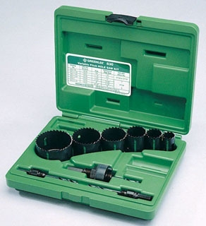 830 GRE HOLE SAW KIT