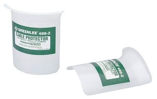 488-2 GRE NYLON CABLE PROTECTOR FOR 2 AND 2-1/2
