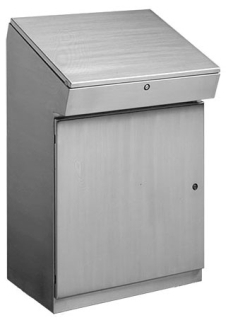 CFC382416SS HOFFMAN Stainless Console 38.0x24.0x16 78351087330