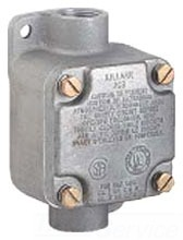 JLC11 KIL CONDUIT OUTLET BOX W/COVER HF SPECIAL