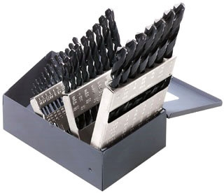 53000 KLE DRILL-BIT SET 29-PC. REGULAR-POINT 09264453000