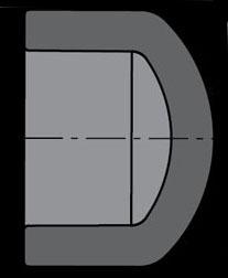 1/2 PVC SCH 40 SOC CAP 447-005