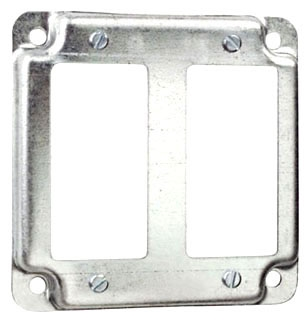 RS17CC STC 2G BLOCK CVR FOR 4SQ BOX SEE 11433