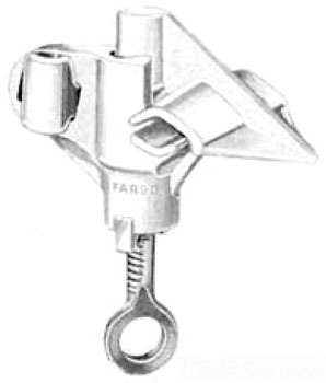 GH102A HPS TAP CLAMP