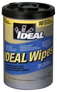 38-500BR IDEAL IDEAL WIPES CANISTER BRACKET