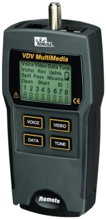 33-856 IDL VDV MULTIMEDIA CABLE TESTER