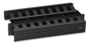 492RU-HFR LEV 2RACK HORIZONTAL DUCT FRONT & REAR
