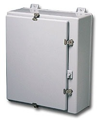 N302412HWT STA FG 4X CONTROL ENCL. 30X24X12 W/S.S. HINGE & LATCH