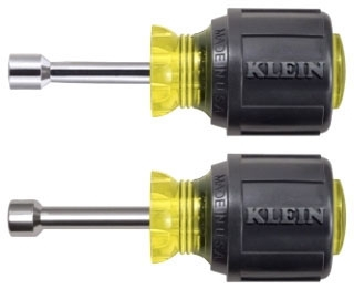 610 KLE 2PC STUBBY NUT DRIVER SET