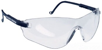 60056 KLE CLEAR SAFETY GLASSES