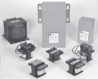 E075 HEV 75VA I.C. SBE ENCAP 240/480-120V XFMR