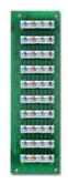 47603-110 LEV 1X9 BRIDGED TEL BOARD AND 4WAY SPLITTER