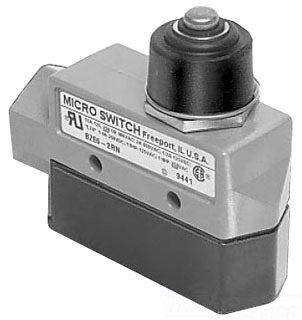 DTE6-2RN MICROSWITCH LIMIT SWITCH E6 ENCLOSURES DPDT PLUNGER (1)