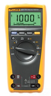 FLUKE-177-ESFP FLK ANALOG/ DIGITAL MULTIMETER 1564560