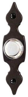 PB29LR NUTONE OIL-RUBBED BRONZE LIGHTED PUSH BUTTON