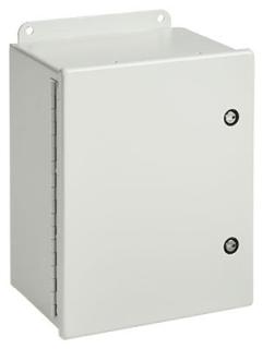 A12064CHFL HOFFMAN J Box, Type 12, Flush Latch 78351014884