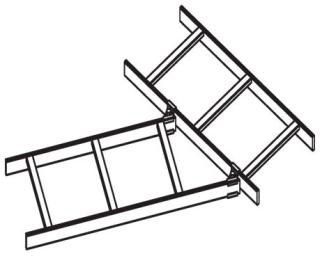LAJSKG HOFFMAN Adj Junction Splice kit Gray 78351014595