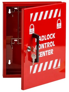 LR018E BRADY LARGE PADLOCK CONTROL CENTER