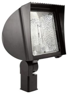 FX150SFQT/PC2 RAB FLEXFLOOD 150W HPS QT HPF SLIPFITTER LAMP 277V PC BRZ
